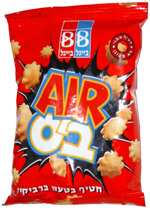 Air Bis Barbecue Flavored Baked Snack