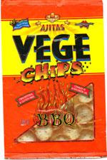 Ajitas Vege Chips BBQ