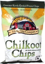 Chilkoot Chips Sour Cream & Chives