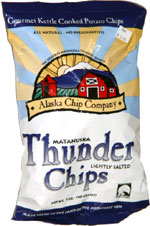 Matanuska Thunder Lightly Salted Chips
