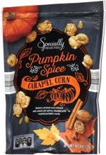 Specially Selected Pumpkin Spice Caramel Corn