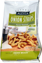 Alexia Onion Strips Savory Seasoned