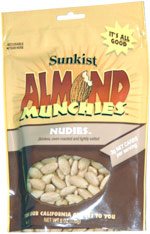 Sunkist Almond Munchies Nudies