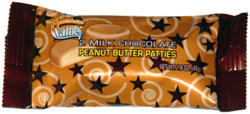 American Value Milk Chocolate Peanut Butter Patties