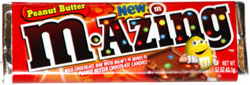 M-Azing Peanut Butter Bar