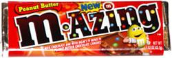 M-Azing Peanut Butter Bar
