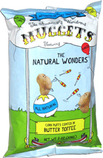 The Amazingly Wondrous Nuggets