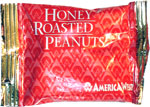 America West Honey Roasted Peanuts