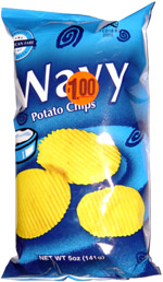 American Fare Wavy Potato Chips