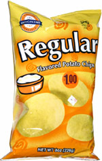 American Fare Regular Flavored Potato Chips