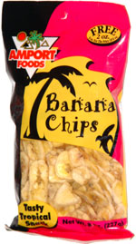 Amport Foods Banana Chips