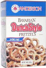 Anderson Bavarian DutchStyle Pretzels