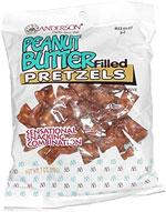 Anderson Peanut Butter Filled Pretzels