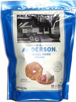 H.K. Anderson Pretzel Thins Original
