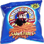 Andy Capp's Salsa Fries