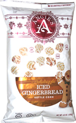 Angie's Holidrizzle Iced Gingerbread Kettle Corn