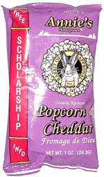Annie's White Cheddar Popcorn