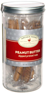 Archer Farms Peanut Butter Dipped Pretzel Rods