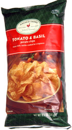 Archer Farms Tomato Basil Potato Chips