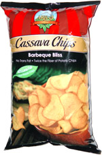 Arico Cassava Chips Barbeque Bliss