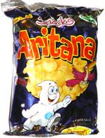 Aritana Snacks Presunto