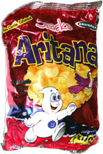 Aritana Queijo Snacks