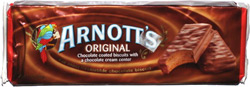 Arnott's Original Chocolate Coated Biscuits