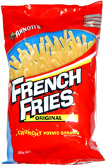 Arnott's French Fries
