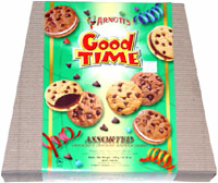 Arnott's Good Time Chocolate Chip Cookies