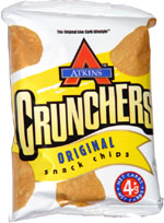 Atkins Crunchers Original Snack Chips