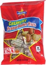 Atkinson's Crunchy Peanut Butter Bars