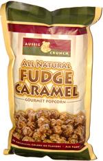 Aussie Crunch Fudge Caramel Gourmet Popcorn