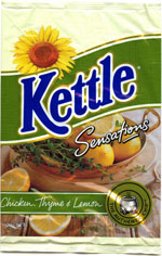 Kettle Sensations Chicken, Thyme & Lemon