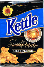 Kettle Sweet Potato Salt and Pepper