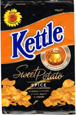 Kettle Sweet Potato Spice