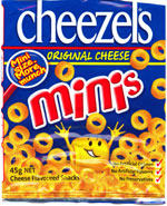 Cheezels Minis