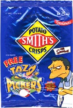 Smith's Potato Crisps