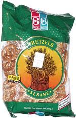 Beigel & Beigel Sesame Pretzels