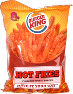 Burger King Hot Fries