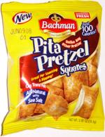 Bachman Pita Pretzel Squares