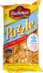 Bachman the Puzzle Pretzel