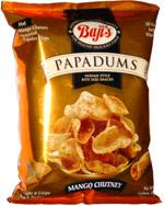 Baji's Papadums Mango Chutney