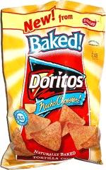 Doritos Baked! Nacho Cheesier