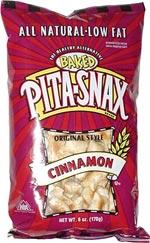 Baked Pita-Snax Cinnamon