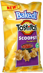 Baked! Tostitos Scoops!