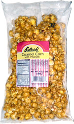 Ballreich's Caramel Corn with Peanuts