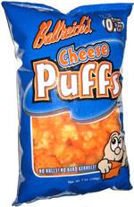 Ballreich's Cheese Puffs