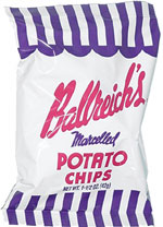 Ballreich's Marcelled Potato Chips