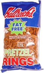 Ballreich's Fat Free Pretzel Rings