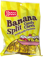 Banana Split Candy Chews